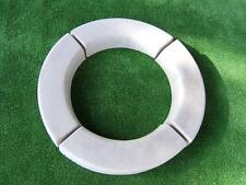 Extra Large Tree Ring Flower Ring Quarter Mould -  Concrete Moulds Mold