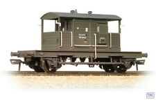 38-404A Bachmann OO SR 25 T Pill Box Brake Van BR Dept R/H Duckets Weathered