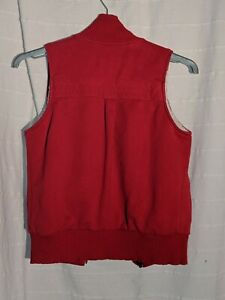 Old Navy Red  Body Warmer Size S