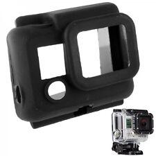 Schutzhülle Hülle Etui Case Cover Gehäuse Tasche für GoPro Hero 3 Schwarz Neu