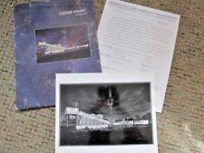 1990 Cedar Point Ohio Amusement Park NEWS RELEASE ~ DISASTER TRANSPORT COASTER