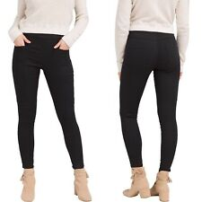 Prana Jordy Jegging Black Jean Legging Organic Cotton Blend 4 27 New Nwt