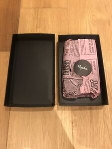 Rapha Women's Black Grand Tour Gloves Size Small - New In Box RRP £130