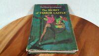 Alfred Hitchcock and Three Investigators #1, Secret of Terror Castle 1st EDITION