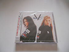 "Valensia Valentine ""Same"" 1999 rare Japan cd New Factory Sealed POCP-7394"
