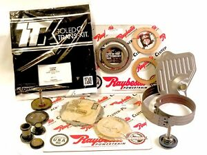 4R70W 4R75W MASTER REBUILD KIT 2004 & Up Bands Pistons Servos 3 Ring