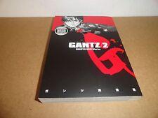 Gantz Vol. 2 by Hiroya Oku  Manga Book in English