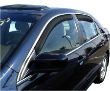 AVS 194462 In-Channel Window Deflector Ventvisor 4Pc Smoke 2012-2015 Honda Civic