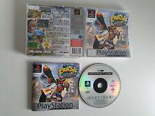 Crash Bandicoot 3 Warped (PAL, CIB) - Sony PlayStation 1 / PS1 / PSX