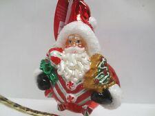 "Radko'S ""Holiday Sphere Cheer "" Ornament"