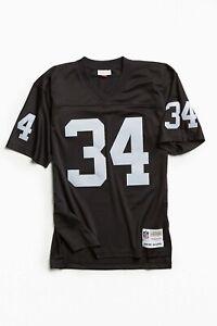 NFL Oakland Raiders Bo Jackson 1988 Replica Jersey Mitchell & Ness 48 XLARGE NWT