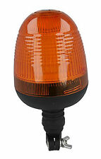 12 - 24 volts led clignotant beacon. FLEXIBLE DIN Support fonctionne en 3