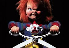 CHUCKY CHILD'S PLAY PART 2 SCARY HORROR MOVIE 8X10 PHOTO PICTURE - EVIL DOLL!