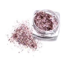 Mixed Pink Manicure Nail Art Glitter Laser Dust For UV GEL Acrylic Powder Decor