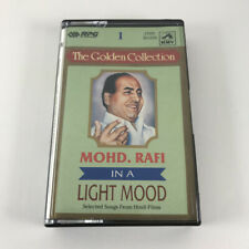 Mohd Rafi - In A Light Mood cassette Selected Songs from Hindi Films