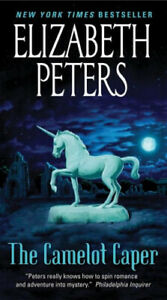 The Camelot Caper by Peters, Elizabeth