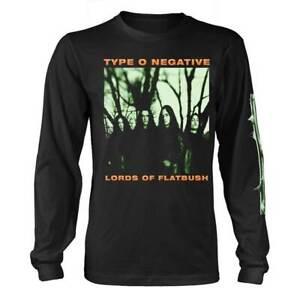 Type O Negative 'October Rust' Long Sleeve T shirt - NEW