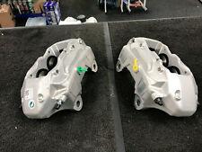 VW TOUAREG ALTITUDE V6 3.0TDi 2 FRONT BRAKE CALIPERS LH RH PAIR 4 PISTON BREMBO