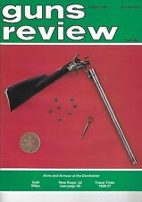 GUNS REVIEW - TWO ISSUES FROM 1984 (January and March)