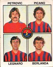 FIGURINA CALCIATORI 1979-80 N° 475 - PETROVIC PICANO LEGNARO BERLANDA - 32-67