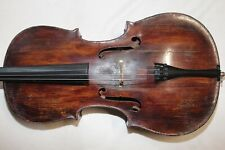 Antique 1861 British cello by John Marshall 4/4