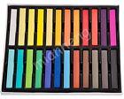 36Colors Hair Temporary Chalk Dye Colour Kit Pastels Colours Salon Kit Non Toxic