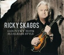 Ricky Skaggs - Country Hits: Bluegrass Style [New CD] Digipack Packaging