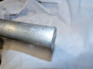 """Aluminum Round Bar Rod  T6155  1"""" diameter"""