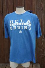 New Adidas NCAA Men's UCLA Bruins Baseball T-Shirt, Size Large
