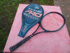 raquette de tennis Dunlop Pro Formula avec housse L 2 4 1/4