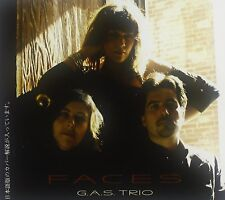 G.A.S. Trio - Faces (2008)  CD  NEW/SEALED  SPEEDYPOST
