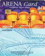 Arenakaart A029-01 10 gulden: Stoeltjes 2001