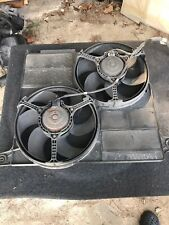jaguar Xj6 1997 X300 Automatic Radiator Pack With Colling Fan