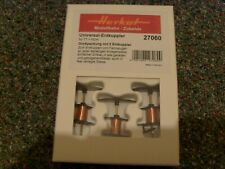 More details for herkat modellbahn tt/hom 27060 box of 5 universal electric uncouplers new/boxed.