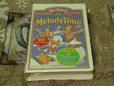 ~NEW FACTORY SEALED~WALT DISNEY MASTERPIECE COLLECTION~MELODY TIME~VHS~#14070~