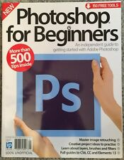 Photoshop For Beginners Master Image Retouching Creative Issue 187 FREE SHIPPING