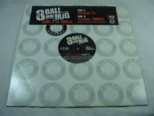 """8 Ball & MJG Featuring T.I. - Look At The Grillz  - 12"""" Single - Promo"""