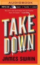 Take Down by James Swain (2015, MP3 CD, Unabridged)