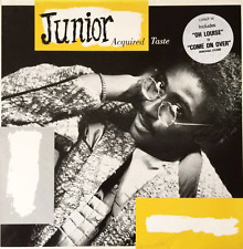 JUNIOR - Acquired Taste (LP) (VG/G++)