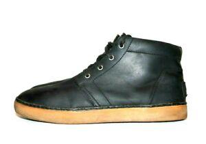 UGG AUSTRALIA Herren SUPER Schuhe SCHICKE Boots! LEDER! TOP!!! Gr.42