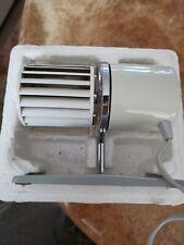 Braun HL 1  Ventilator Tischventilator   Designklassiker