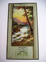 "1936 Sample Advertising Calendar for ""Brown & Bigelow"" Publishing Co.*"