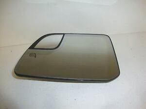 2011-2015 Ford Edge Lincoln MKX Left Side Door Mirror Glass OEM Auto Dimming