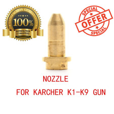 High Quality For Karcher Gun Brass Adapter Nozzle
