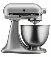 KitchenAid Classic Plus Series 4.5 Quart Tilt-Head Stand Mixer, KSM75