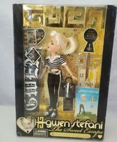 Gwen Stefani Limited Edition Doll. Sweet Escape. Series 2. Orange County Girl G