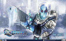 DC UNIVERSE ONLINE MR. FREEZE LITHOPRINT w UV Coating
