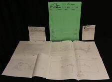 Sonic Underground Animation Art - Episode #409 Plan #110 - 1999 by Jean