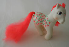 B-WARE Mein Kleines My little Pony Figur Vintage 1987 Hong Kong - SUGARBERRY #1