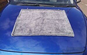 Blitz Detailing 'The Ultimate XL' 1200GSM Twisted Loop Microfibre Drying Towel